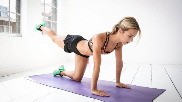 billen en core workout