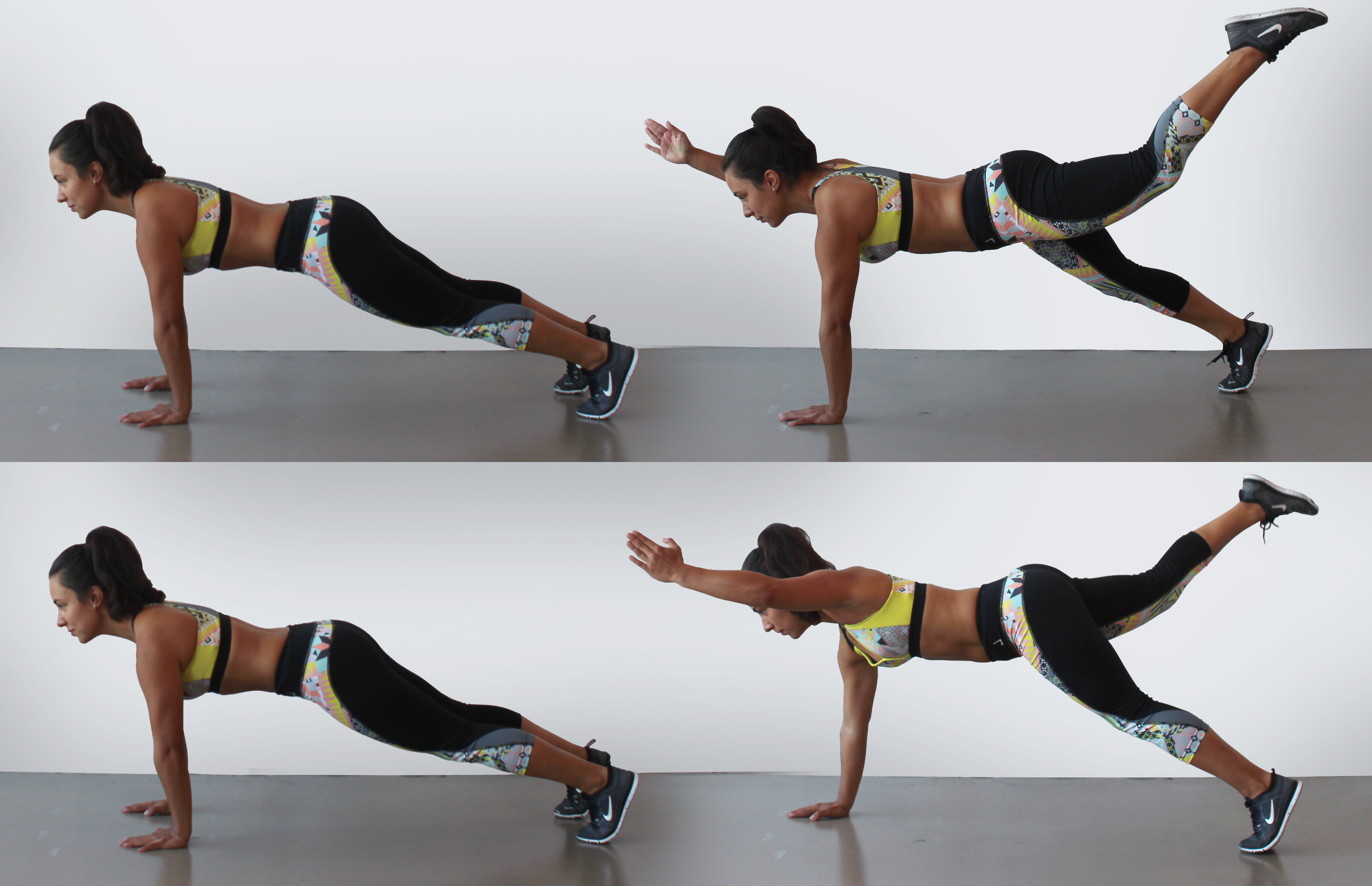 workout uit de Fitgirlcode Guide