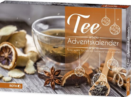 Is er een adventskalender met thee?