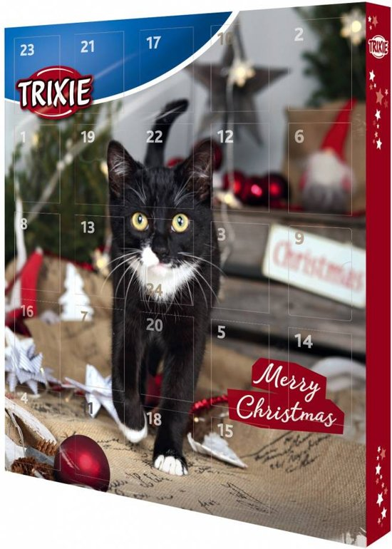 Is er een speciale adventskalender voor katten?