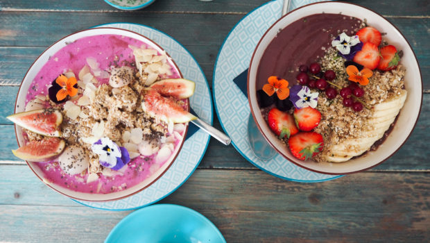 Bij Mugs and Mermaids eet jij de lekkerste smoothiebowls